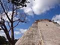 Magicians House - Uxmal Archaeological Site - Merida - Mexico - 05.jpg