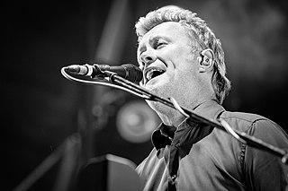 Magne Furuholmen Norwegian musician