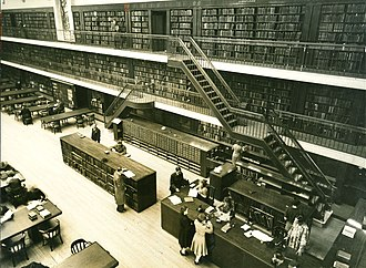 State Library of New South Wales - Main Reading Room, State Library of NSW, Sydney (NSW)