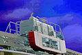 Maintenance Tractor, Disneyland® Monorail System, Anaheim, California, enhanced.jpg