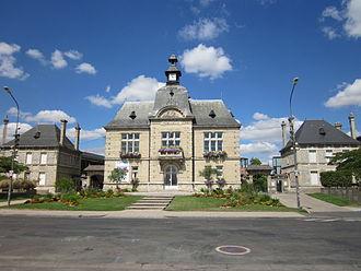 Saint-Pierre-des-Corps - Town hall