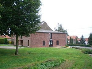 Wattignies-la-Victoire - Image: Mairie Wattignies la Victoire