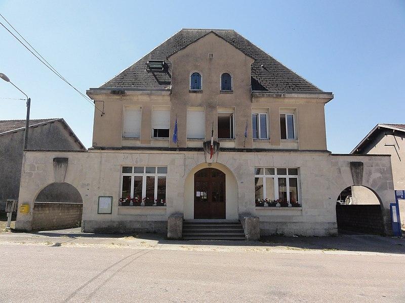 Malancourt (Meuse) mairie