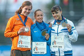 Alyona Lutkovskaya Russian pole vaulter