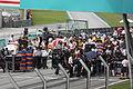 Malaysian GP grid prep 2010.jpg