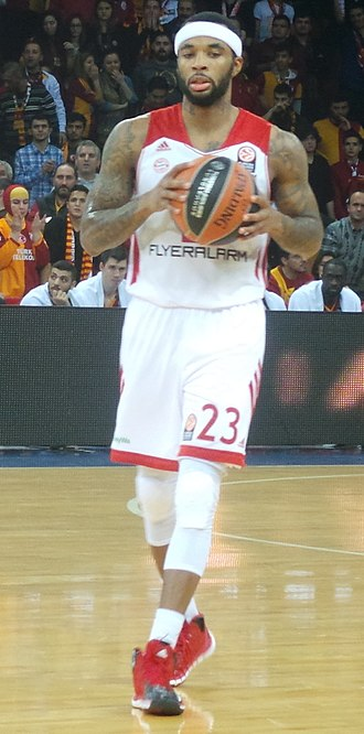 Basketball Bundesliga Most Valuable Player - Malcolm Delaney won the Basketball Bundesliga MVP award in 2014.