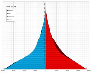 Demographics of Mali