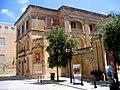 Malte Mdina Palais Grands Maitres - panoramio.jpg