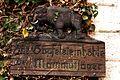 Mammut Wegweiser Göpfelsteinhöhle Veringenstadt.jpg