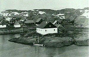 Maniitsoq - Maniitsoq in 1890