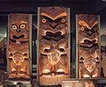 Maori wooden carvings in the Rotorua Museum-2.jpg