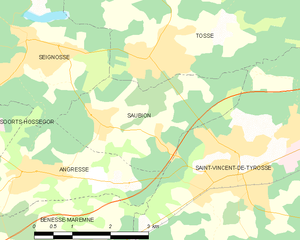 Map commune FR insee code 40291.png