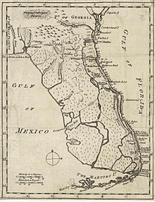 Map Of Kissimmee Florida.Timeline Of Florida History Wikipedia