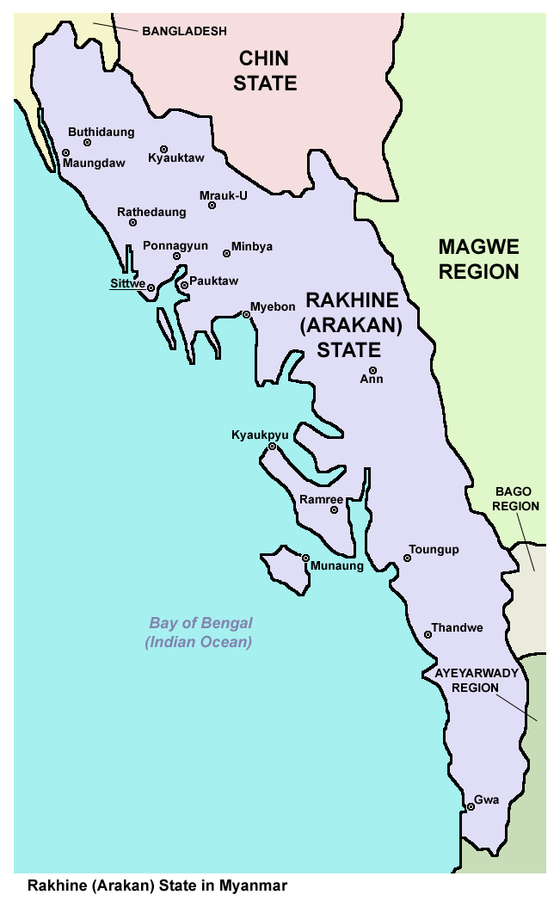 Rakhine State - Wikiwand