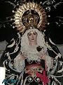 María Santísima del Mayor Dolor de Badajoz en la Semana Snta 2012.JPG