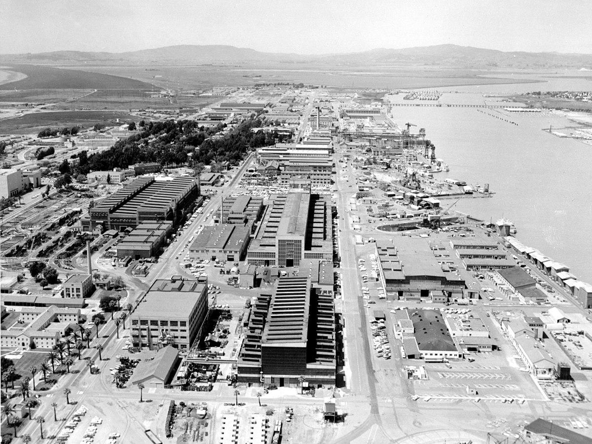 Mare Island Naval Shipyard — Wikipédia