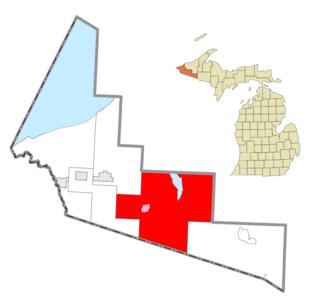 Marenisco Township, Michigan Civil township in Michigan, United States