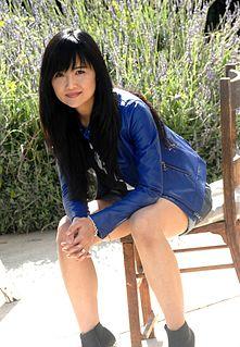 Mari Iijima Japanese singer-songwriter and voice actress