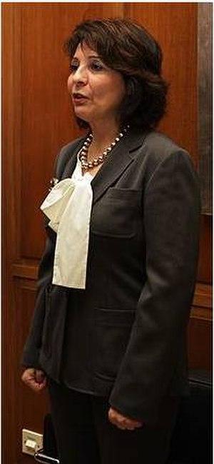 Maria Damanaki - Image: Maria Damanaki