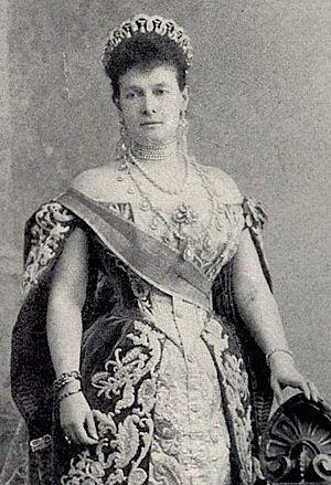 Duchess Marie of Mecklenburg-Schwerin