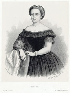 Marie Cabel coloratura soprano