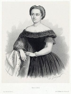 Marie Cabel