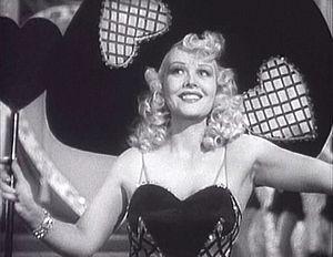 Marion Martin - Martin in Lady of Burlesque (1943)