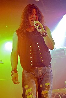 Mark Slaughter musician, voice actor