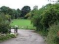 Market Overton cricket ground, a former ironstone quarry - geograph.org.uk - 1466120.jpg