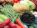 Market food - Kunming, Yunnan - DSC03409.JPG