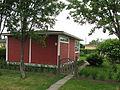 Markkuu garden allotment house.JPG