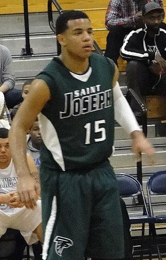 Marques Townes - Townes with St. Joseph High School in 2011