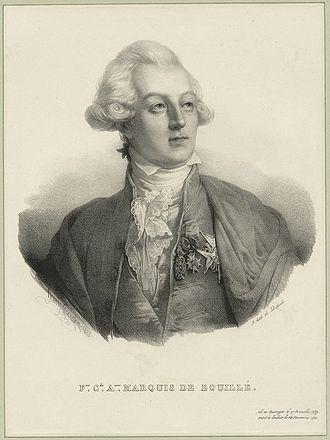 Invasion of Dominica (1778) - François Claude Amour, marquis de Bouillé