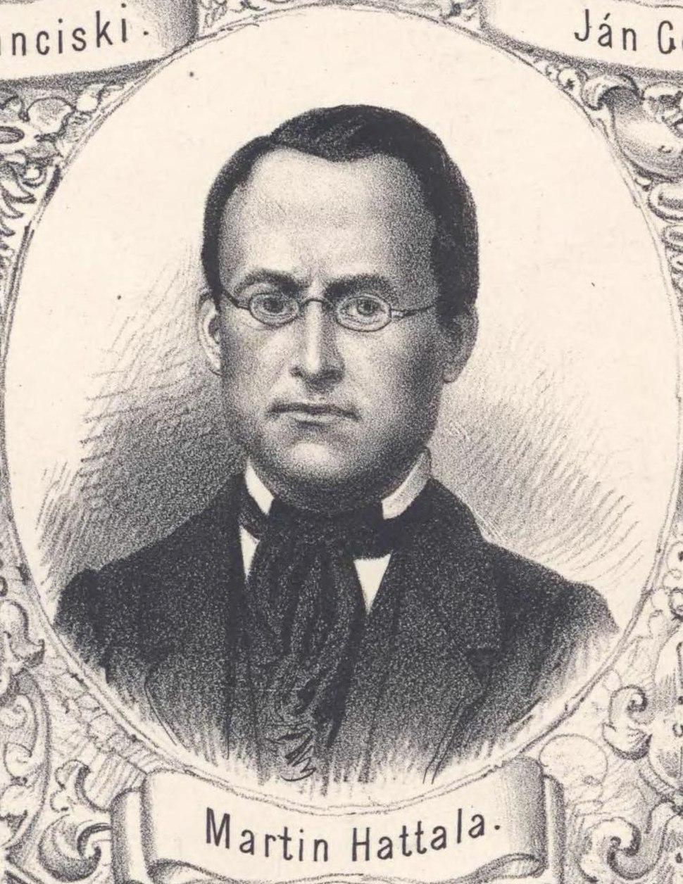 Martin Hattala 1863