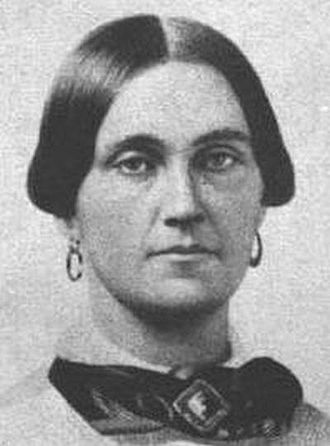 Mary Surratt - Surratt in 1850