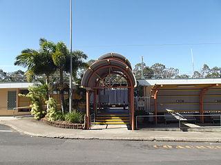 Maryborough West railway station