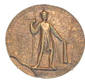 Wenceslaus of Płock - Seal of Wenceslaus of Płock.