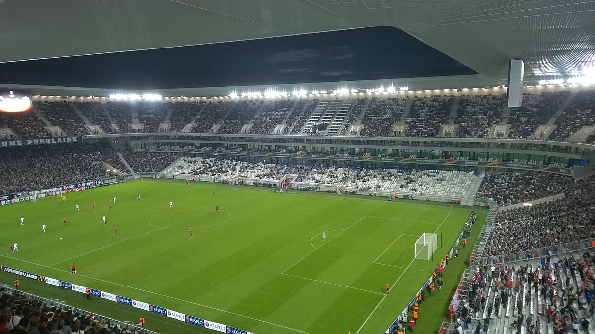 a80b064b65 Football Club des Girondins de Bordeaux — Wikipédia