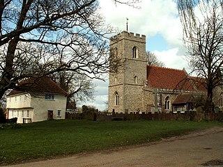 Matching, Essex village in the United Kingdom