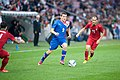 Mateo Kovacic - Croatia vs. Portugal, 10th June 2013-2.jpg