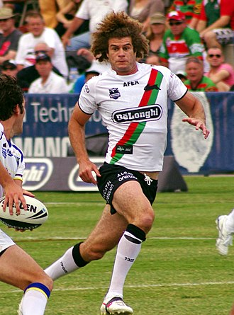 Matt King (rugby league) - Image: Matt King