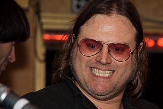 Community Trolls - Matthew Sweet (pictured here in 2006) moved to Athens, Georgia to launch his music career in the early 1980s and formed Community Trolls there