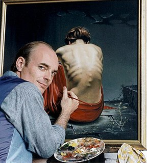 Maurice Heerdink Dutch painter