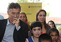 """Mauricio Macri compartió actividades de """"Vacaciones en la Escuela"""" con alumnos primarios de Villa Soldati (6755891091).jpg"""