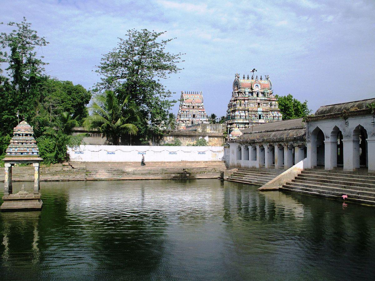 Mayiladuthurai - Wikipedia