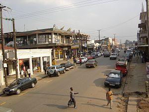 Mbarara - Image: Mbarara at Sundown