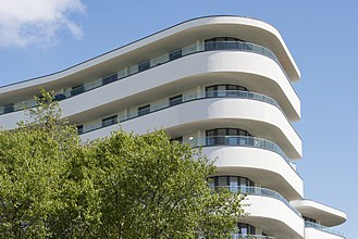 McCarthy & Stone - Image: Mc Carthy & Stone Horizon development in Poole, Dorset