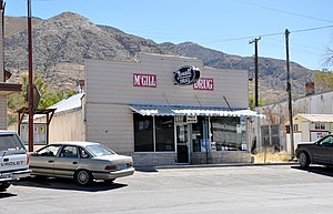 McGill, Nevada - The McGill Drug Store Museum is listed on the National Register of Historic Places.