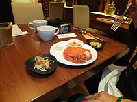 Meat Dish on Table of Spice Market 20120128.jpg
