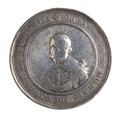 Medalj med Johan Banér, 1600-tal - Skoklosters slott - 110788.tif
